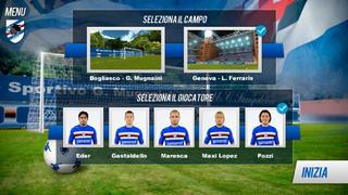 U.C. Sampdoria - Pali Incroci Traverse screenshot 2