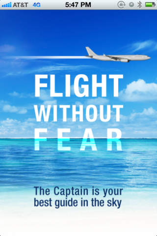 Flight without Fear Audio - náhled