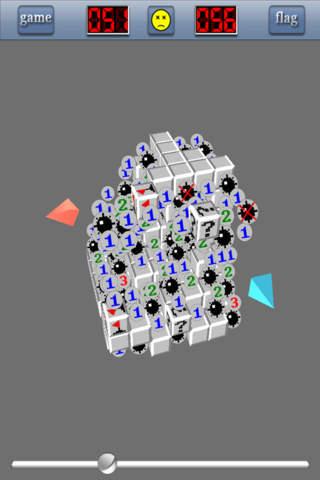 3D Minesweeper Classic screenshot 2