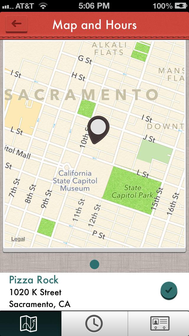 Pizza Rock Sacramento screenshot 2