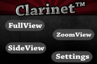 Clarinet screenshot 1