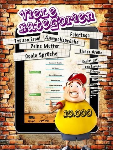10.000 SPRÜCHE screenshot 8