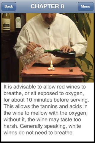 Wine Guide - Become a Connoisseur screenshot 1