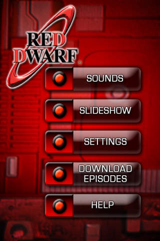 Red Dwarf Soundboard image #1
