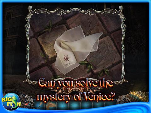 Grim Façade: Mystery of Venice Collector's Edition HD (Full) screenshot 5