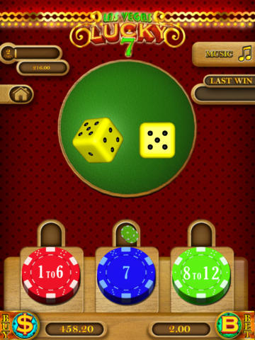 Las Vegas Lucky 7 screenshot 6