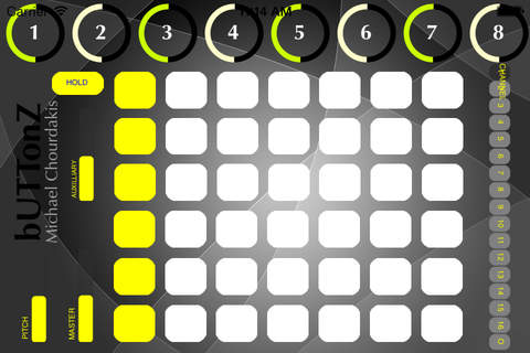 Midi Controller Free - náhled