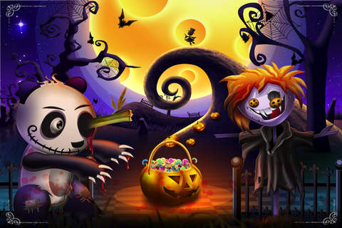 Just Another Very Difficult Halloween Game - náhled