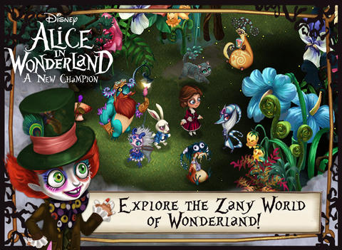 Alice in Wonderland: A New Champion screenshot #2