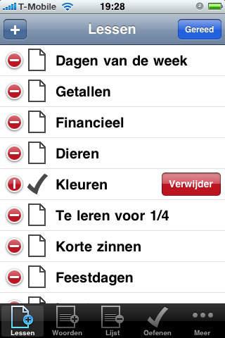 Woorden AF (Afrikaans) screenshot 5