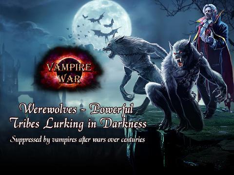 Vampire War - HD - náhled