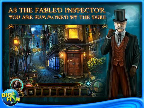 Fabled Legends: The Dark Piper HD - A Hidden Objects Adventure screenshot #2