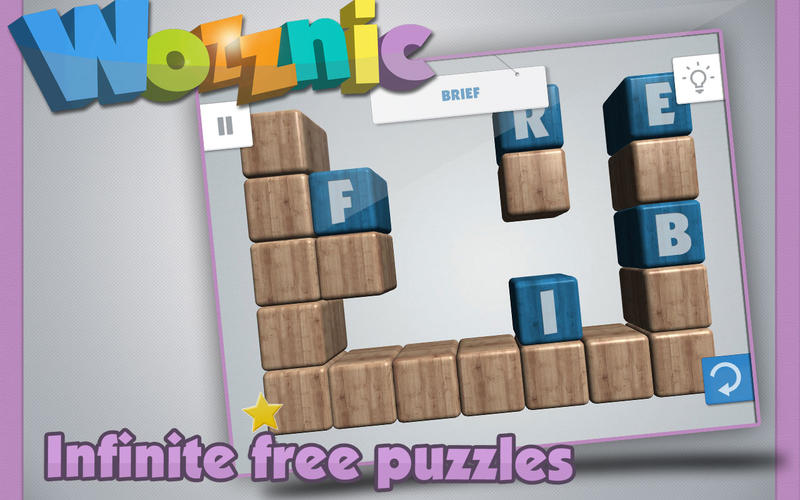 Wozznic: Word puzzle game screenshot 5