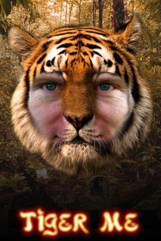 Tiger Me HD screenshot 1