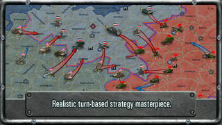 Strategy & Tactics World War 2 screenshot 2