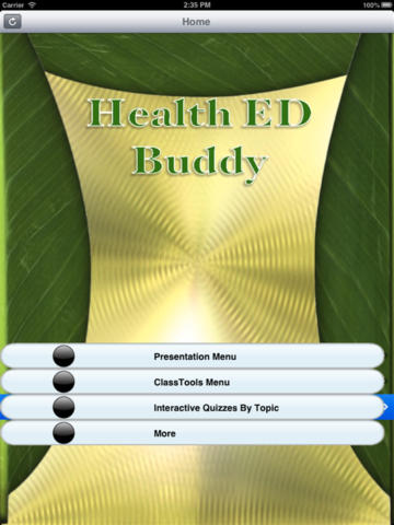 Health Ed Prep screenshot 4