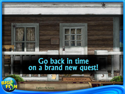 Hidden in Time: Looking Glass Lane HD - A Hidden Object Adventure screenshot 1