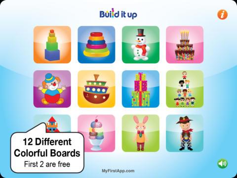 Build It Up - Adhd & autism screenshot 7