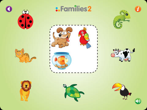 Families 2 - for toddlers screenshot 10