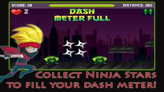 Boy Ninja – Super Sonic Kung Fu Punch Turtles Game screenshot 2