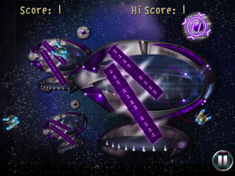Alien Traffic screenshot 6