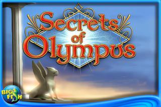 Secrets of Olympus screenshot #1
