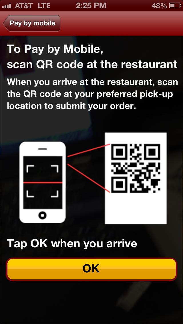 McDonald's® Mobile Ordering screenshot 5