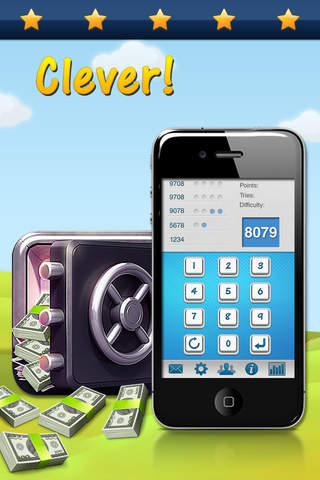 Clever Brain Buster - Free Cracked Vault Mastermind Challenging Game with friends screenshot 1