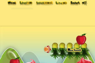 Apple Fall Lite screenshot 5