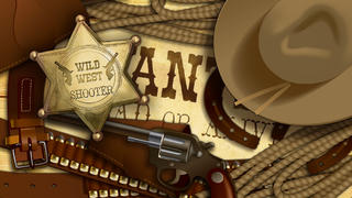 Wild Wild West Sheriff Shooter HD Free - Shoot The Evil Bandits and Save the Animals screenshot 1