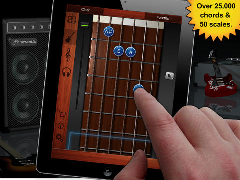 Guitar guitar chords tuner : Guitar Suite HD Free - Metronome, Tuner, and Chords Library for ...