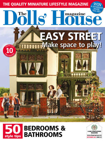Dolls' House Magazine screenshot 6