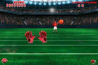 Football Catch Lite screenshot 4