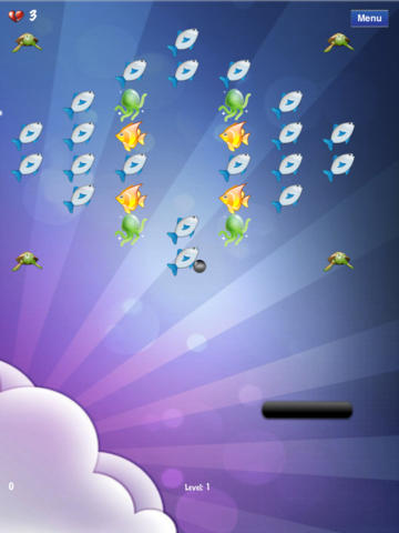 Cube Blaster HD screenshot 2