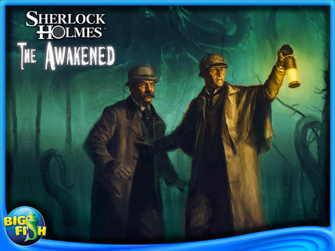 Sherlock Holmes: The Awakened HD (Full) screenshot #1