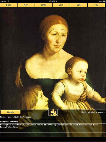 Hans Holbein the Younger screenshot 8