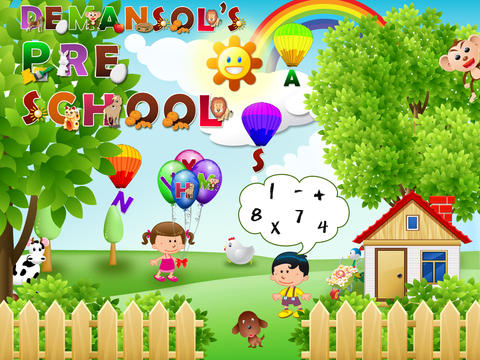 Preschool Lite screenshot 1