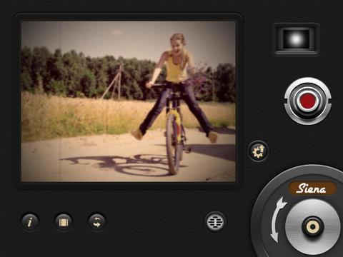 8mm for iPad screenshot 4