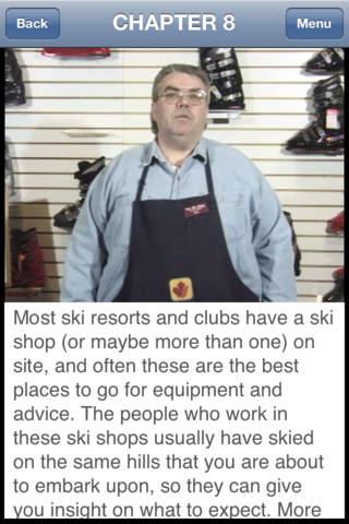 Downhill Skiing screenshot 5