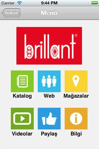 Brillant eShop - náhled