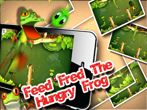 Hungry Froggie HD Pro - náhled