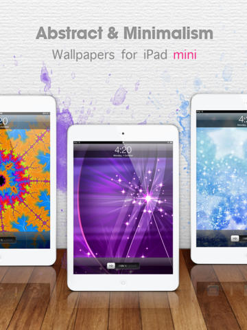 HD Wallpapers for iPad mini - náhled