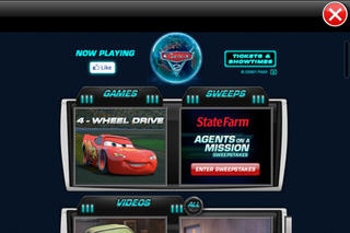 Cars 2 Lite screenshot #3