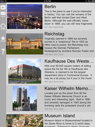 German Travel Guide screenshot 4