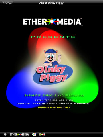 Oinky Piggy in the Big Amusement Park screenshot 7