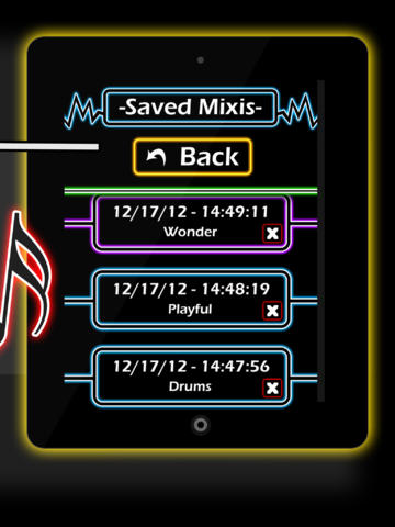 Mixis screenshot 10