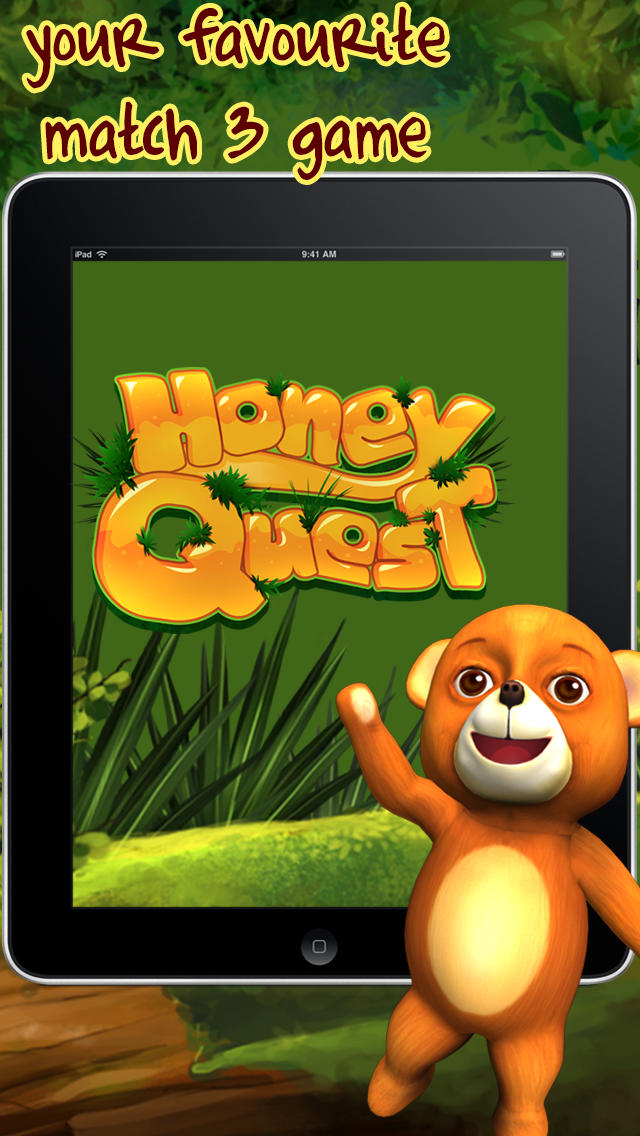 Fruits Mania Extreme : Honey Quest screenshot 3