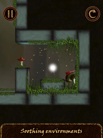 Wisp: Eira's tale - A casual and relaxing indie puzzle game inspired by nordic and celtic mythology screenshot 8