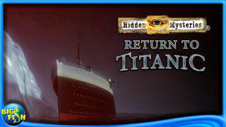 Return to Titanic: Hidden Mysteries - A Hidden Object Adventure screenshot #5