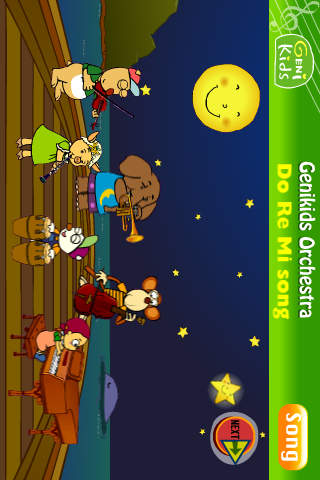 Genikids Orchestra screenshot 4